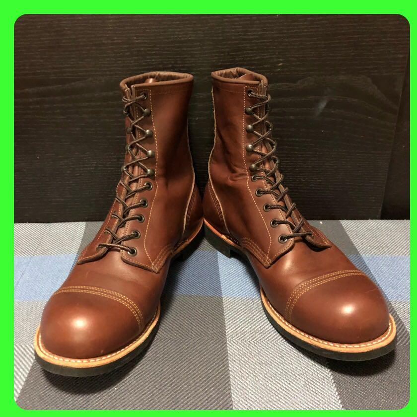 6701bcddfbe Red Wing, Men's Fashion, Footwear, Boots on Carousell