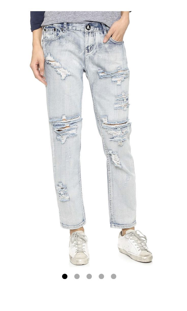 62f6ebfb7d35 Sale! Authentic one Teaspoon distressed jeans