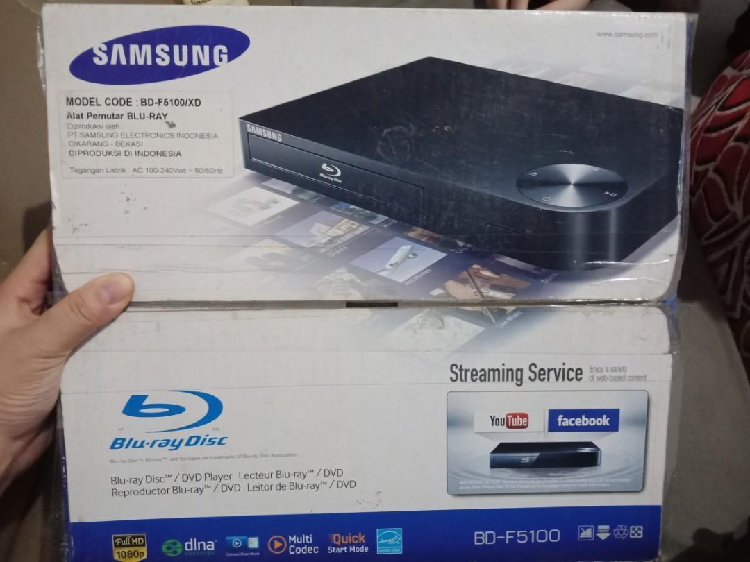 Samsung blu ray f5100