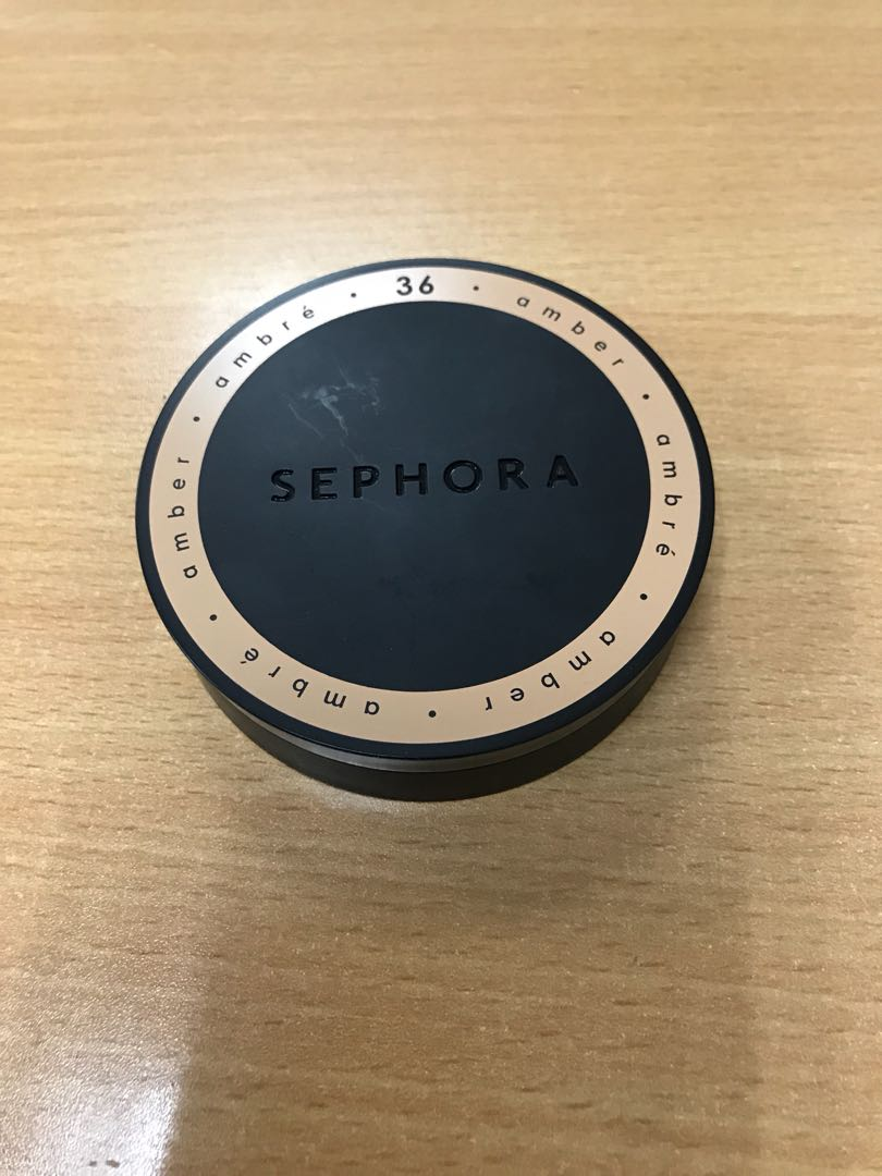 Sephora Powder Foundation Matt Health Beauty Makeup On Carousell