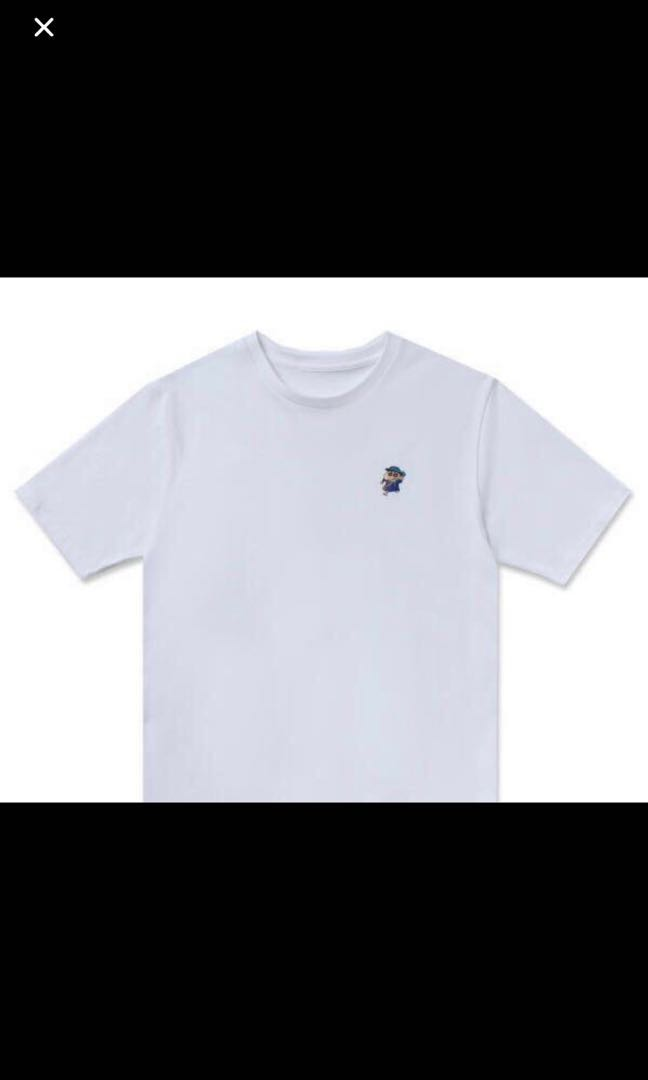 a5db83353393 SPAO Shin Chan Crayon T-shirt 2018, Women's Fashion, Clothes, Tops on  Carousell