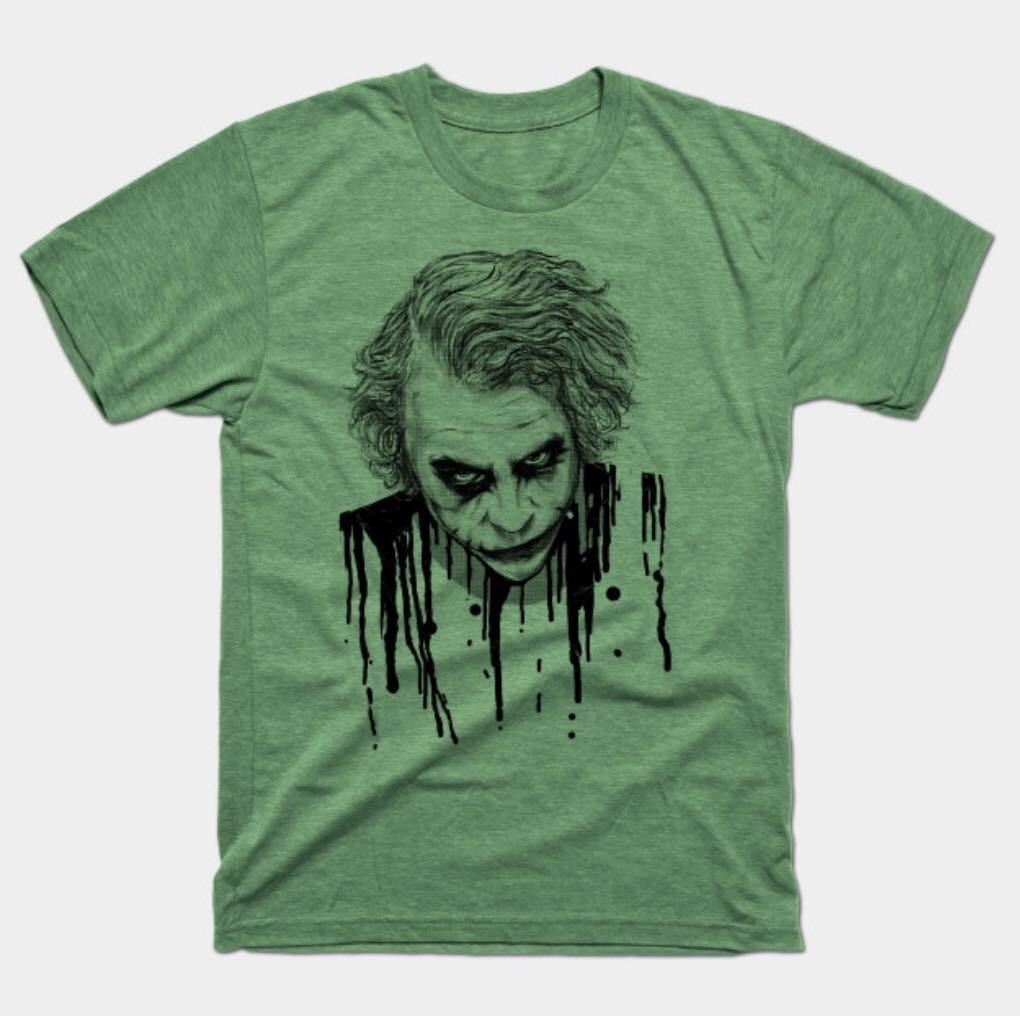 84e41de2 The Joker, Men's Fashion, Clothes, Tops on Carousell