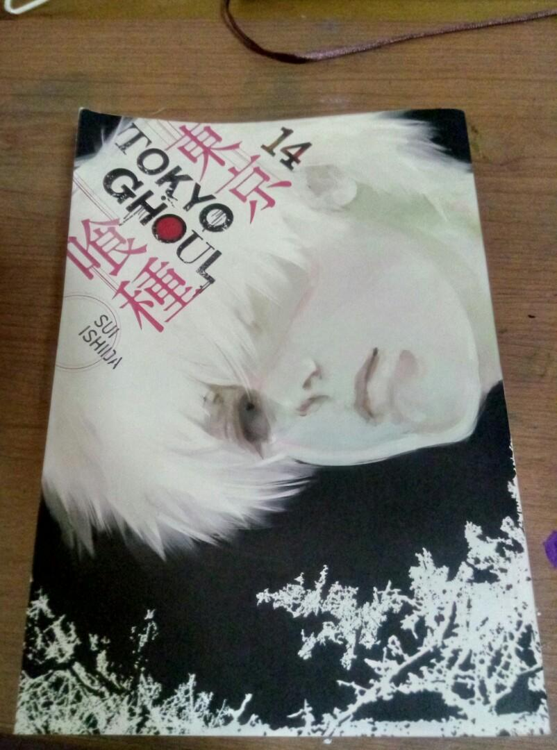 Tokyo ghoul vol 14, Books & Stationery, Comics & Manga on