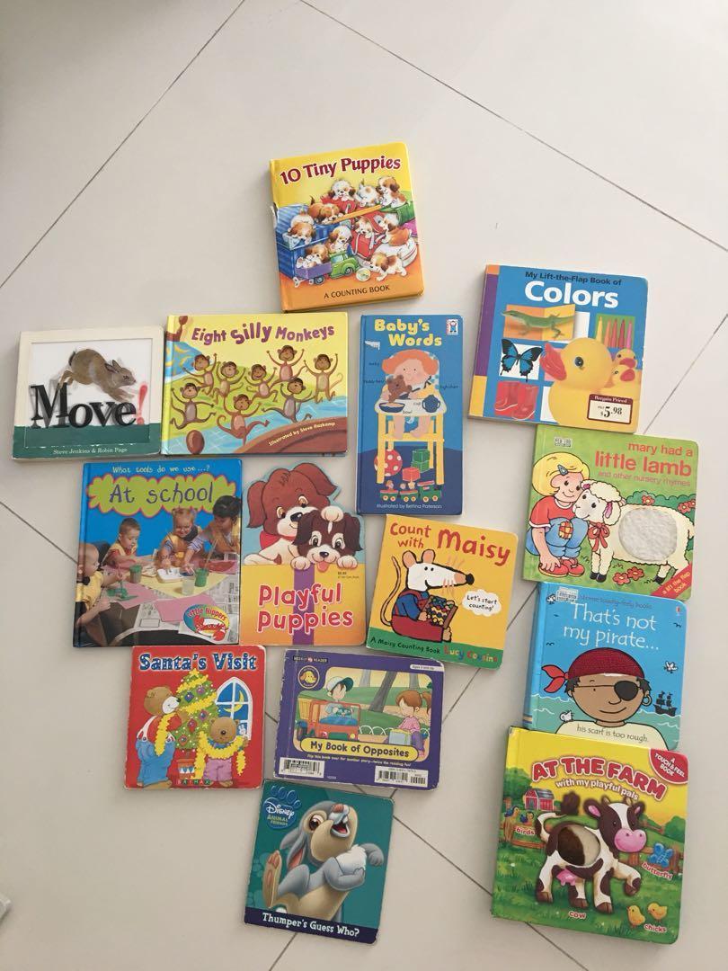 Used Children's Books