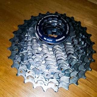 Ultegra 8000 11 speed cassette 11-28