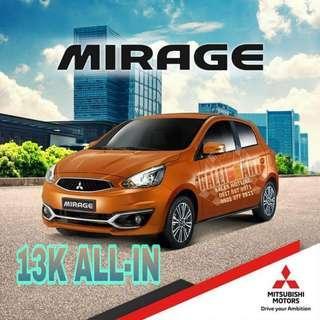 MITSUBISHI Mirage HB GLS CVT
