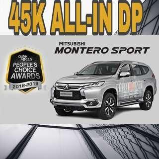 Mitsubishi MONTERO GLS A/T