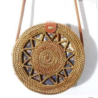 RATTAN BAG FROM BALI INDONESIA