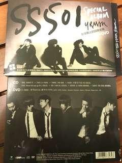🚚 SS501台灣獨占初回限定盤