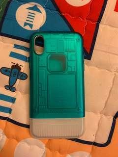正版二手 Spigen Iphone X Case Classic C1