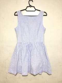 Stripey dress