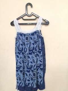 Mini Dress Batik - S