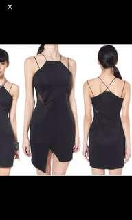 LB Leondra Black Dress