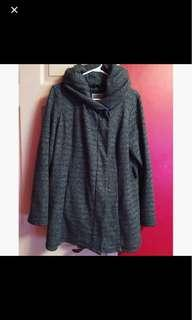 Grey Winter Jacket