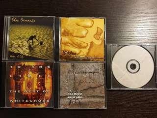 Misc Christian rock/metal/contemporary CDs