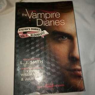 The Vampire Diaries ( Stefans Diaries vol.2)