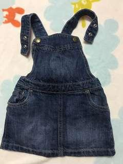 Preloved Old Navy Pinafore