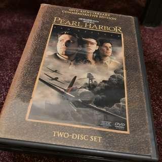 Pearl Harbor limited edition Region 1 DVD