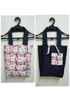 BN Reversible Tote Bag