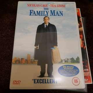 The Family Man region 2 DVD