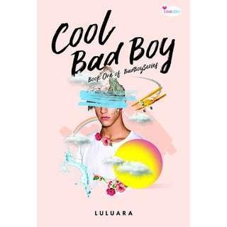 Ebook Cool Bad Boy by Luluara