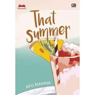 Ebook That Summer by Ayu Rianna
