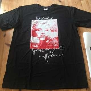 Supreme Madonna Tee