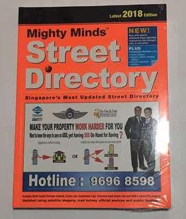 Street directory 2018 latest edition Mighty Minds