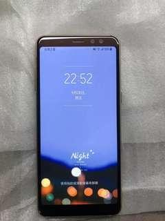 Samsung Galaxy a8 2018 二手 九成九新