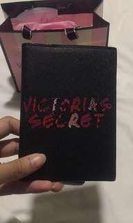 Authentic Victoria Secret passort holder