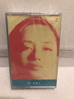 梅豔芳 全新絕版磁帶 收藏品 只限深水埗交收