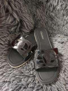 Gucci Inspired slip ons