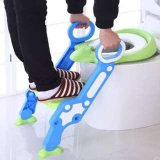 Kids Assistant Stairs Potty★Staircase★ Safety★Climb★Kids Potty