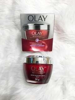 OLAY Regenerist Night Cream