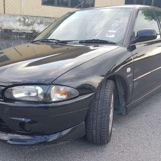 Proton wira SE 2005 auto