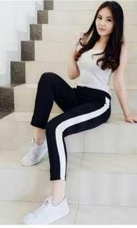 Striped pant