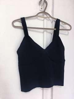 Navy Tank Top from M Boutique (Sz M/L)