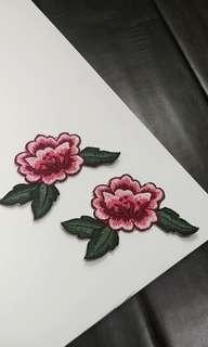 ALDO Rose Patch