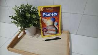 [FreeMail] National Geographic Kids Planets $7.50