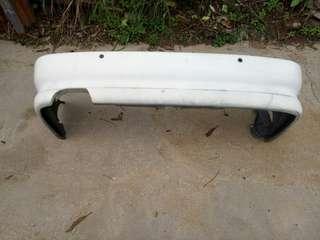 Bumper Belakang wira aeroback