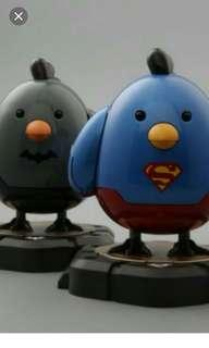 Climax Creatures Series Die-cast Batman Superman( Price is for Both)