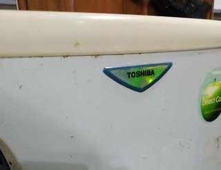 Toshiba single door fridge