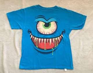 Glow in the Dark Monster Shirt (Size S)