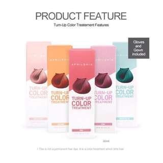 🚚 *NEW!* - Aprilskin Hair Treatment Dye / #CarouPay