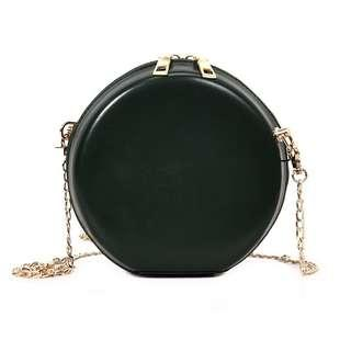 Fashion Mini Round Bag #XMAS25