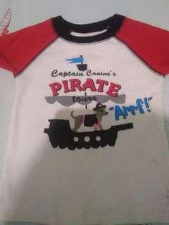 Tees For Baby Boy size 18 mos..