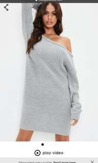 OTS knit dress