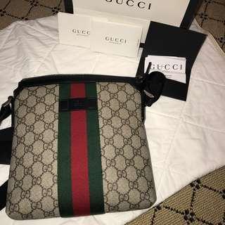 AUTHENTIC GUCCI Messenger Bag RRP $770