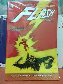 Selling pre loved comics: The Flash vol 4 Reverse