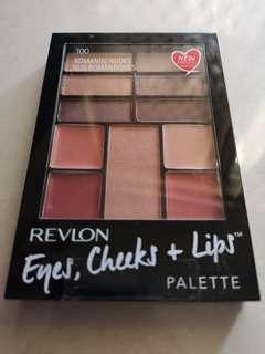 New Romance Nudes Revlon Palette